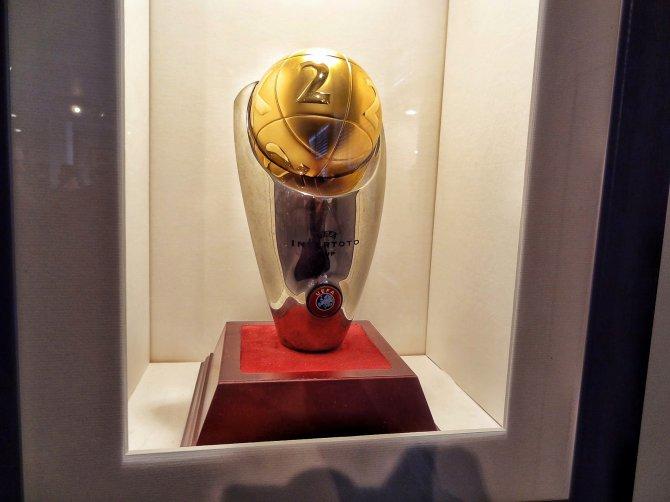Футбольные трофеи